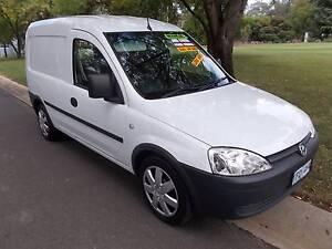 2010 Holden Combo Van/Minivan Mitchell Gungahlin Area Preview