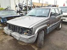 Wrecking 1998 Jeep Grand Cherokee TSi AT 4WD, Parts from $10 Port Adelaide Port Adelaide Area Preview