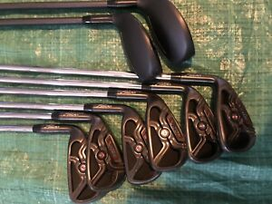 Men's Left handed Golf irons Adams XTD