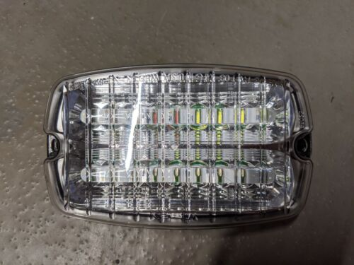 Whelen M6D Super LED Grille Light - R/C Split