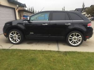 Lincoln MKX Limited