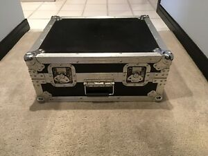Turntable Case (Custom CASF International)