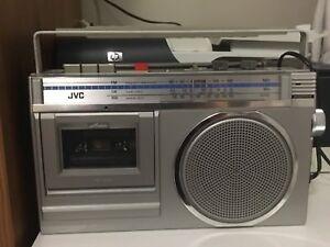 Vintage JVC Boombox