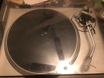 Vintage Technics SL-1400 Direct Drive Semi Automatic - Flat Rate Shipping TESTED