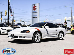 1992 Dodge Stealth R/T Twin Turbo AWD ~VERY RARE ~Exceptionally