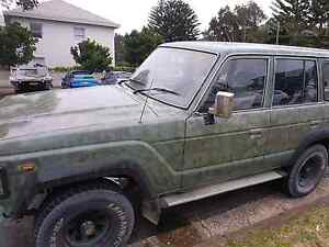 89 landcruiser for SWAP Cronulla Sutherland Area Preview
