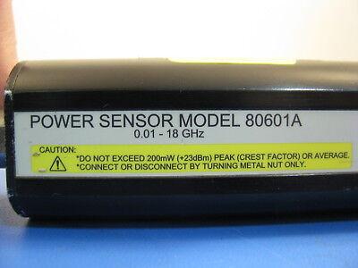 Gigatronics 80601a Rf Power Sensor 10mhz To 18ghz 90 Day Warranty