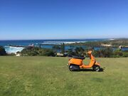 2009 Vespa S125 Coolangatta Gold Coast South Preview