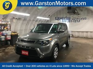 2016 Kia Soul LX PLUS ECO*PHONE CONNECT*FOG LIGHTS*CLIMATE CONTR
