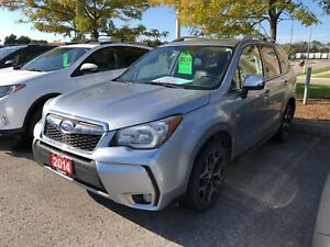 2014 Subaru Forester XT Touring|AWD|New Tires|Leather!