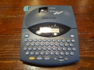 Brother P-touch Extra Tz Tape 14-1 Model Pt-330 Label Maker. M1