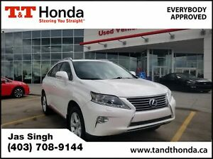 2013 Lexus RX 350 *Local SUV, Leather, Heated Seats*