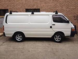 2004 Toyota Hiace Van/Minivan Leumeah Campbelltown Area Preview