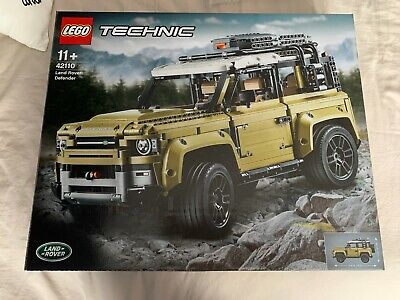 Lego Technic Land Rover Defender 42110, Mint Condition, FREE POSTAGE