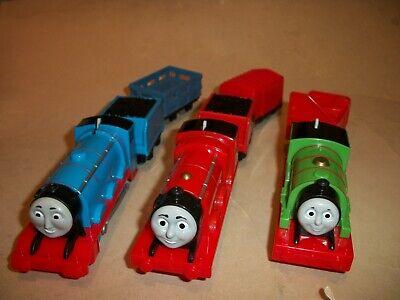 Thomas Trackmaster - James Percy & Gordon + Cars 2013 Fisher-Price