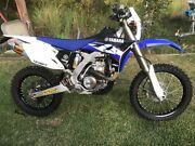 Yamaha wr450 Port Macquarie Port Macquarie City Preview