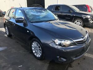 Wrecking Subaru Impreza GH 2011 , part and panel for sell West Footscray Maribyrnong Area Preview