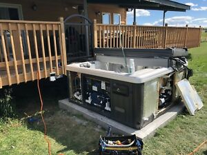Master Hot Tub Service & Repair Tech /Chemical & Part Sales