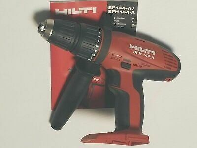 Hilti Sfh 144-a Hammer Drill New Tool Only.