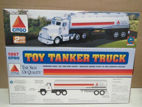 CITGO 1997 TANKER TRUCK #2 IN SERIES - MINT