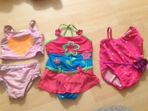 3 bathing suits 6 month and 6-9 months
