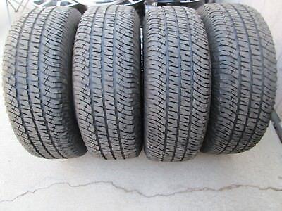 275 65 18 Michelin Ltx A T2 Set 4 Tires New Take Offs