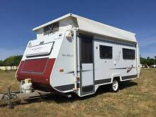 AVAN The Rhys 2004 Pop Top easy to tow caravan! Sydenham Brimbank Area Preview