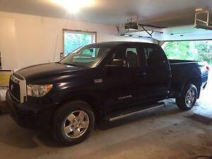 2008 Toyota Tundra TRD Off-Road SR5 Double Cab 5.7L