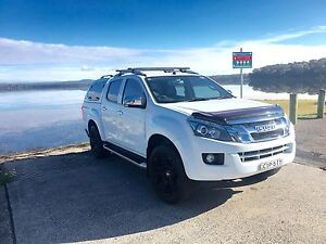 2012 Isuzu D-MAX Buff Point Wyong Area Preview