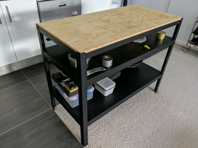 Kitchen Shed Bench Ikea Bror Tool Storage Amp Benches