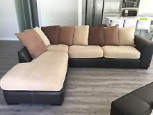 Harvey Norman York Lounge Suite w/ Ottoman & Barrel Chair Bunbury 6230 Bunbury Area Preview