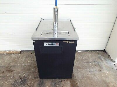 True 1 Keg Direct Draw Beer Dispenserkegerator Tdd-1 Wsingle Tap Tower