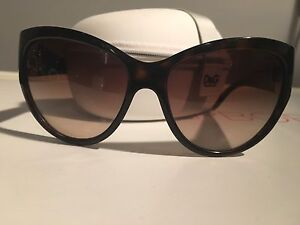 Sunglasses from coach and D&G