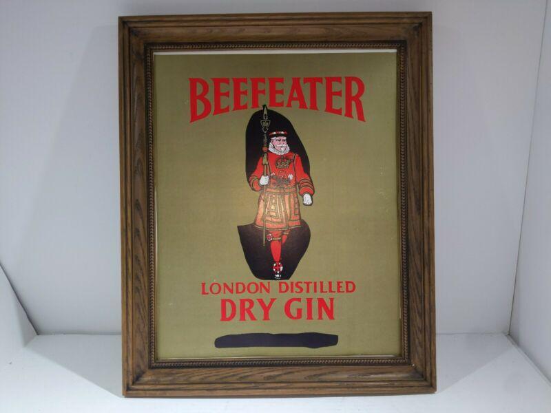 Beefeater Gin Art Print