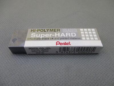 Pentel Hi-polymer Super-hard Eraser Effectively Erase Ink And Printed Material