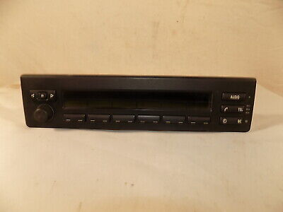 2000-06 BMW X5 AM FM Radio Receiver OEM