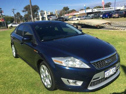 2008 Ford Mondeo XR5 Turbo Manual