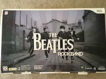The Beatles Rockband (Wii)