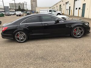 2012 Mercedes-Benz  CLS63 AMG for sale for BITCOIN