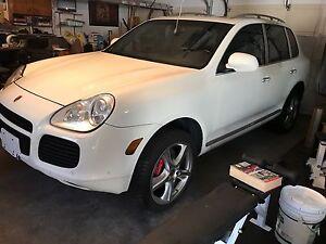 2004 Porsche Cayenne Turbo for sale