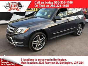 2013 Mercedes-Benz GLK-Class 350, Navigation, Leather Panoramic