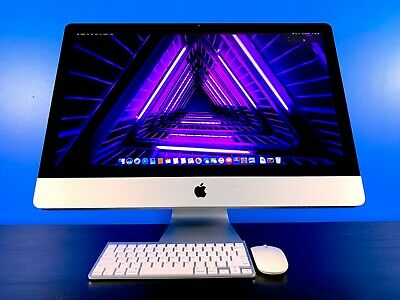 Apple iMac 27 inch / All-in-One Mac Desktop Computer 2.8GHz QUAD CORE 16GB 1TB