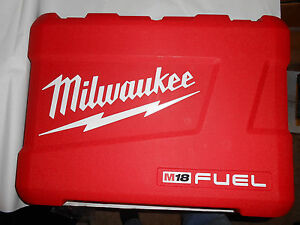 New Milwaukee M18 FUEL 2 tool combo kit tool box 2797 (Box only)