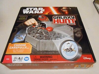 NEW Disney Star Wars Game for All Kids Star Wars Galaxy Hunt ages 6+ Summer Fun - Summer Games For Kids