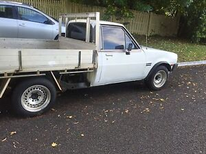 1982 Mitsubishi Express Ute Toowoomba Toowoomba City Preview