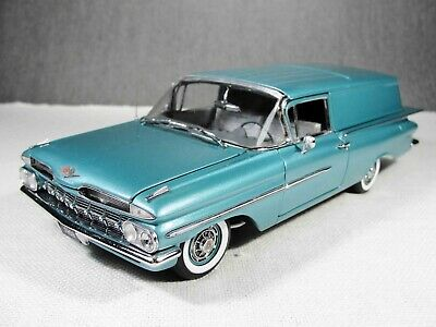1/24 Scale 1959 Chevrolet Sedan Delivery Die Cast Model Car with Box WCPD