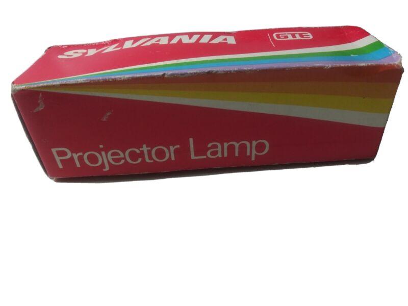 Sylvania Projector Lamp CZA CZB 500W 120V Bulb Projection Blue Top NOS (168)