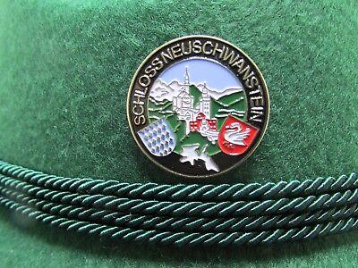 Neuschwanstein Castle Oktoberfest Hat Pin
