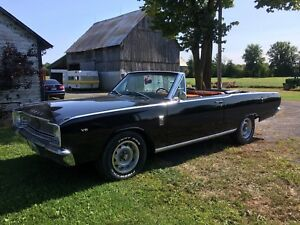 1967 Dodge Dart GT Convertible