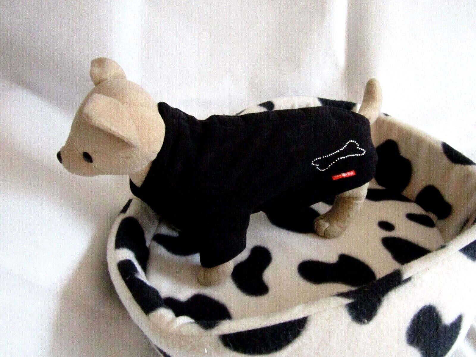 Hunde Fleece Pulli Pullover Rl.ca.27-32cm Umfang ca.35cm Chihuahua,Yorkshire